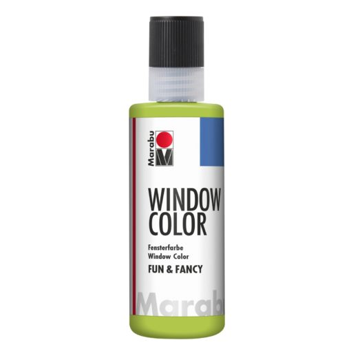 Marabu Window Color fun & fancy 061 reseda 80 ml