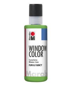 Marabu Window Color fun & fancy 062 hellgrün 80 ml