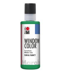 Marabu Window Color fun & fancy 067 saftgrün 80 ml