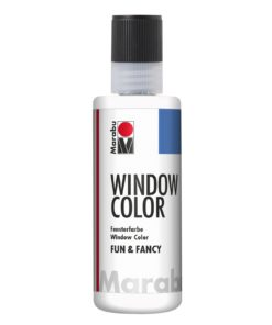 Marabu Window Color fun & fancy 101 kristallklar 80 ml