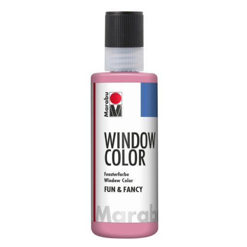 Marabu Window Color fun & fancy 236 hellrosa 80 ml