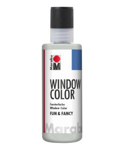 Marabu Window Color fun & fancy 589 glitter-eis 80 ml