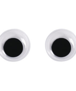 runde Plastik-Wackelaugen 12mm