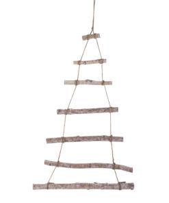 Holzleiter zum Hängen