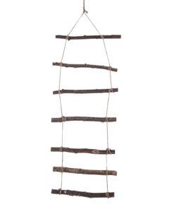 Deko-Holzleiter