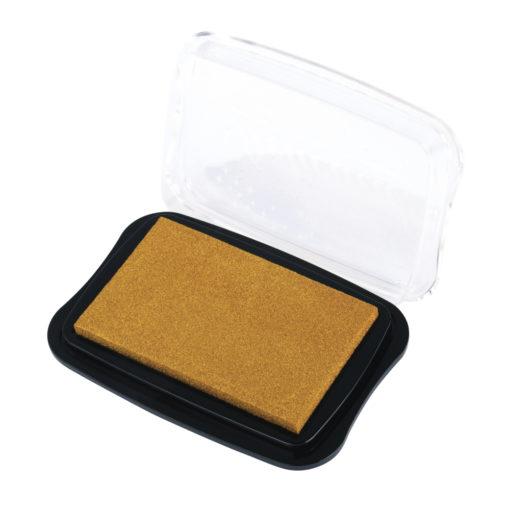 Delicata Metallic Stempelkissen in gold