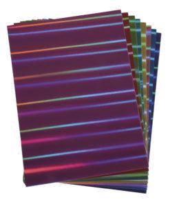 Effektpapier Hologramm Mix