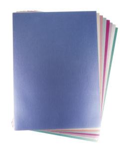 Effektpapier Metallic Mix