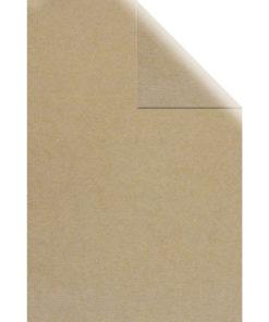 Geschenkpapier Kraft Uni