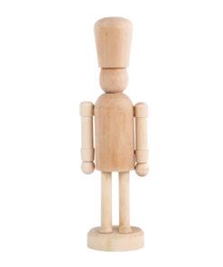Holz Deko-Nussknacker