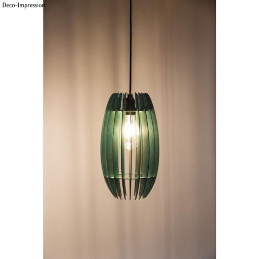 Holz Lamellenlampe Helsinki