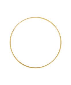 Metallringe beschichtet, 15cm ø, gold