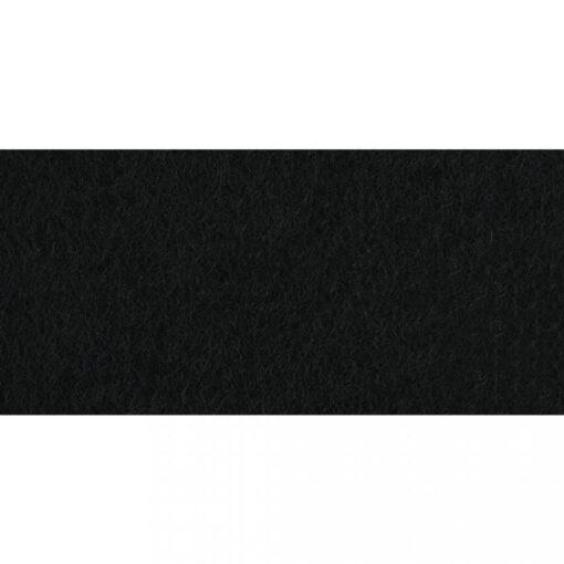 Bastelfilz, 20 x 30 cm, in schwarz