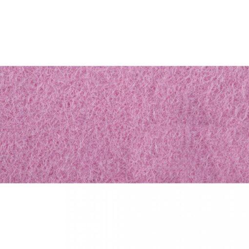 Bastelfilz, 20 x 30 cm, in rosé