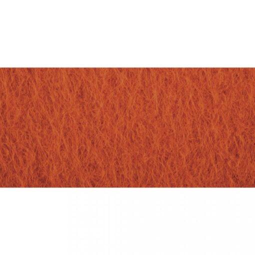 Bastelfilz, 20 x 30 cm, in orange