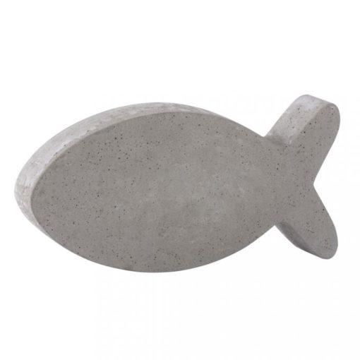 Fisch aus Beton