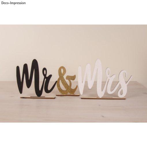 Dekomotiv Mr & Mrs