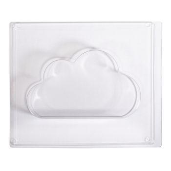 Giessform Wolke zum Ausgießen