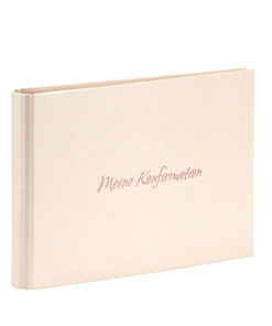 Fotobuch Como-Konfirmation