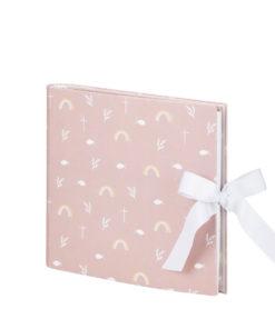 Fotoalbum, Gästebuch in rosa