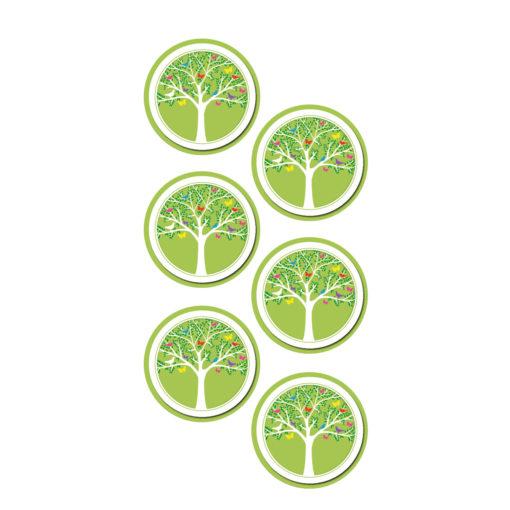 Sticker Bäume