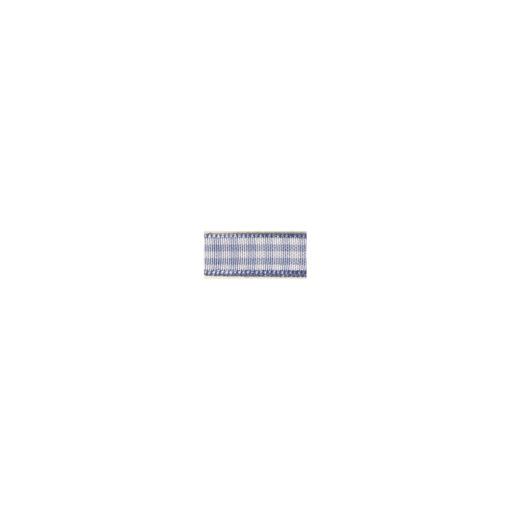 Rayher Karoband hellblau, 6 mm, Rolle 10 m