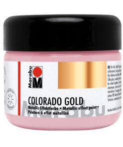 Marabu Colorado Gold Effektfarbe, Rosé-Gold