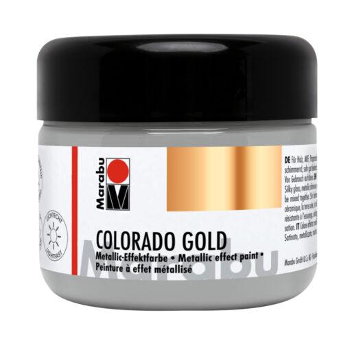 Marabu Gold Metallic-Effektfarbe Palladium