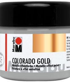 Marabu Colorado Gold, 225 ml, Palladium, Metallic-Effektfarbe