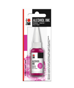 Marabu Alcohol Ink Tinte, Magenta, 20ml