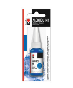 Marabu Alcohol Ink Tinte, Enzian, 20ml