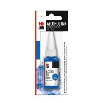 Marabu Alcohol Ink Tinte, Enzian, 20ml
