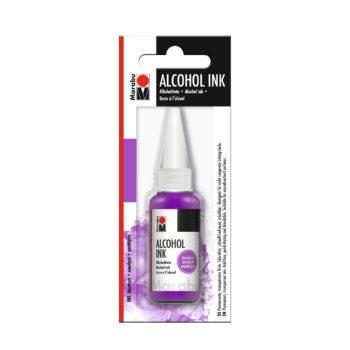 Marabu Alcohol Ink Tinte, Amethyst, 20ml