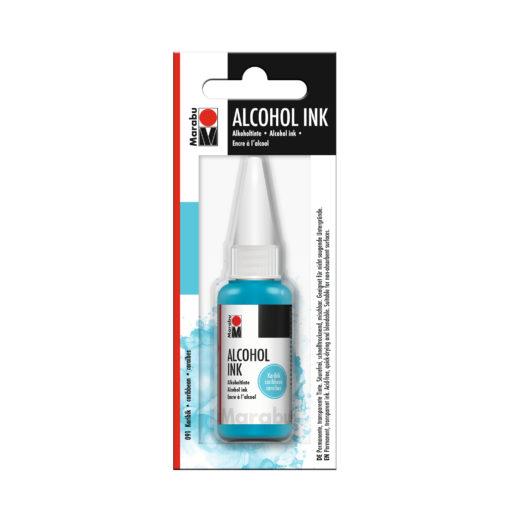 Marabu Alcohol Ink Tinte, karibik, 20ml