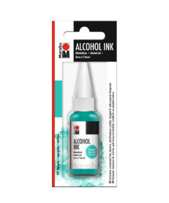 Marabu Alcohol Ink Tinte, aquagrün, 20ml