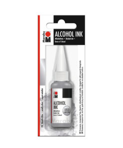 Marabu Alcohol Ink Tinte, metallic-silber, 20ml