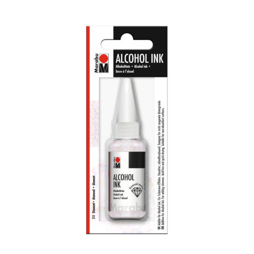 Marabu Alcohol Ink Tinte, Diamant, 20ml