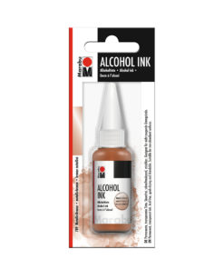 Marabu Alcohol Ink Tinte, 789 Metallic-Bronze, 20ml