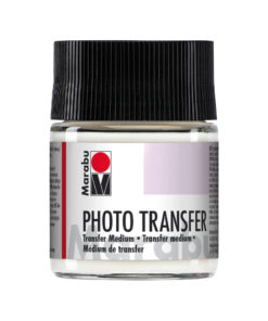 Marabu Photo Transfer Medium, Glas 50 ml