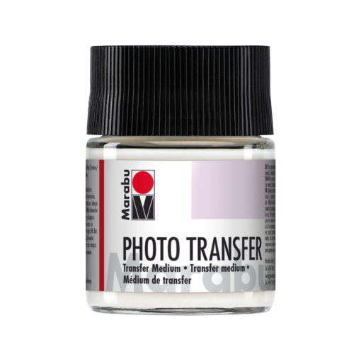 Marabu Photo Transfer Medium, Glas 50 ml