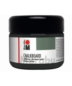Marabu Tafelfarbe Chalkboard, Tafel-Schwarz, 225ml