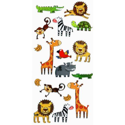 Rössler Happy Sticker Safari