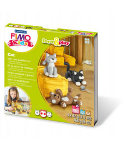 Staedtler FIMO kids form&play, Set Cat