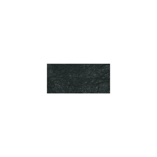 Rayher Strohseide schwarz, Bogen 50 x70 cm