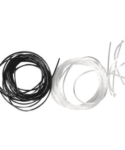 Rayher Stretch-Faden, 0,5mm Ø, kristall, 2 m