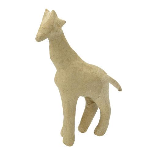PappArt Giraffe zum Bemalen