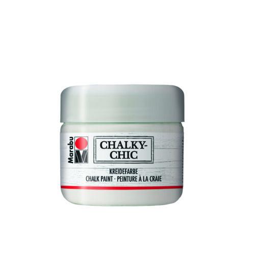 Marabu Kreidefarbe Chalky-Chic, 171 edelweiß