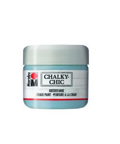 Marabu Kreidefarbe Chalky-Chic, 140 graublau