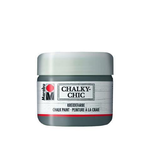 Marabu Kreidefarbe Chalky-Chic, 174 Schiefer