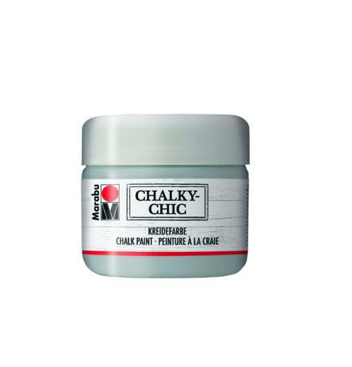 Marabu Kreidefarbe Chalky-Chic, 169 steingrau